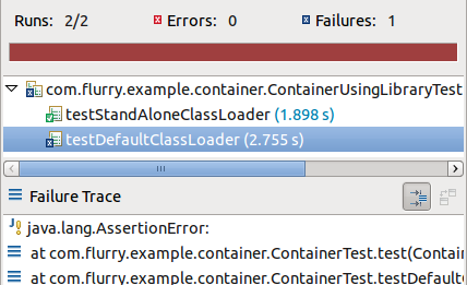 Containerusinglibrarytest